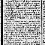 Artículo Juan Aranguren sobre la huelga de la madera. Solidaridad Obrera, 8 de mayo de 1918