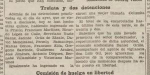 Recorte La Libertad 16-2-1932