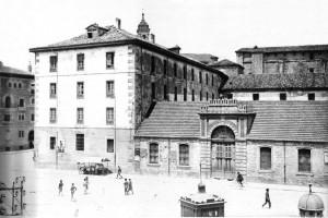 Antiguos cuarteles de San Francisco