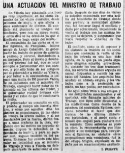 Recorte Solidaridad Obrera 23-6-1931