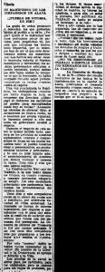 Recorte Solidaridad Obrera 6-12-1931