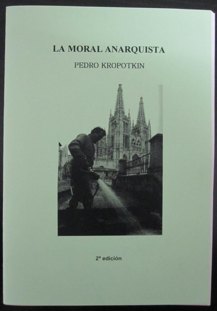Librillo La moral anarquista