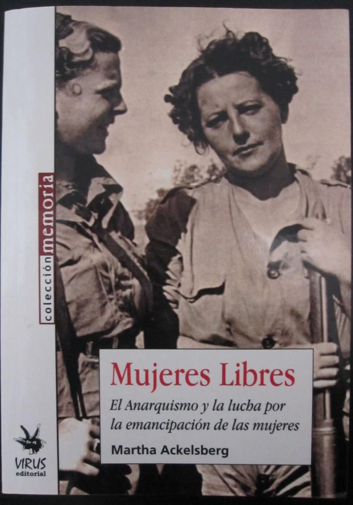 Libro Mujeres Libres